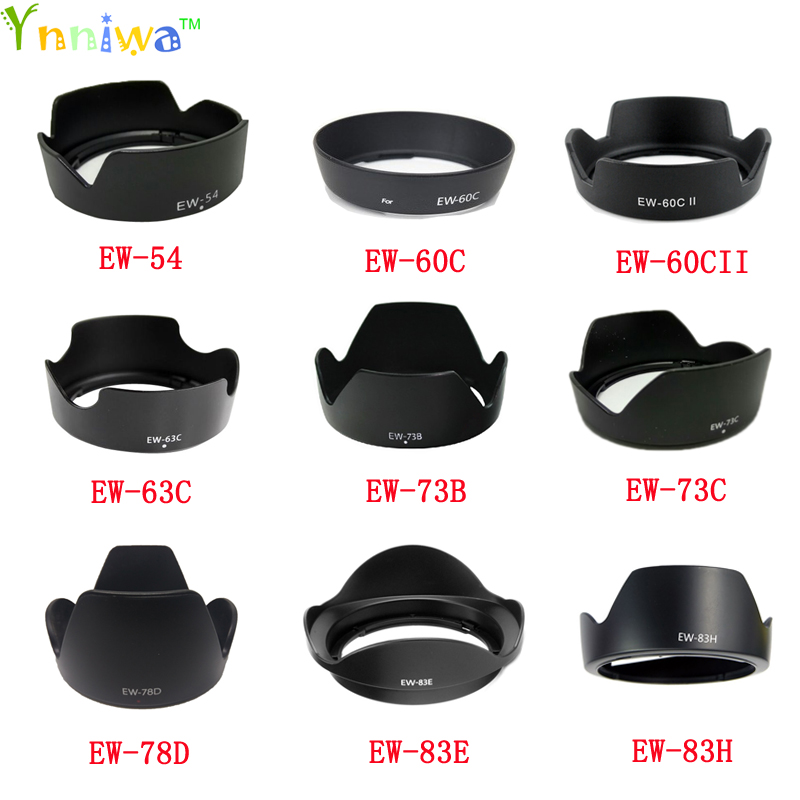 1piece For EW-54 EW-60C EW-60CII EW-63C EW-73B EW-73C EW-78D EW-83E EW-83H camera Lens Hood for canon lens camera ewelly frozen temperature controller new version ew m801ah replace of ew 801ah 1 page 4
