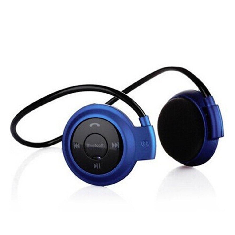 Mini 503 Neckband Sport Wireless Bluetooth Handsfree Stereo Headset Headphone Q3 Earphone with mic for Mp3 Music Player