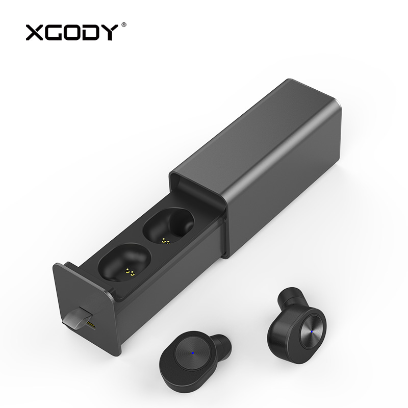 Pre Sale Ship from Russia XGODY GW10 In-Ear Bluetooth Earphone with Mic Handsfree for Phone Wireless Earbuds Bluetooth Casque ravi a8 wireless bluetooth earbuds airpods with usb car charger handsfree bluetooth earphone with mic for smartphone dd