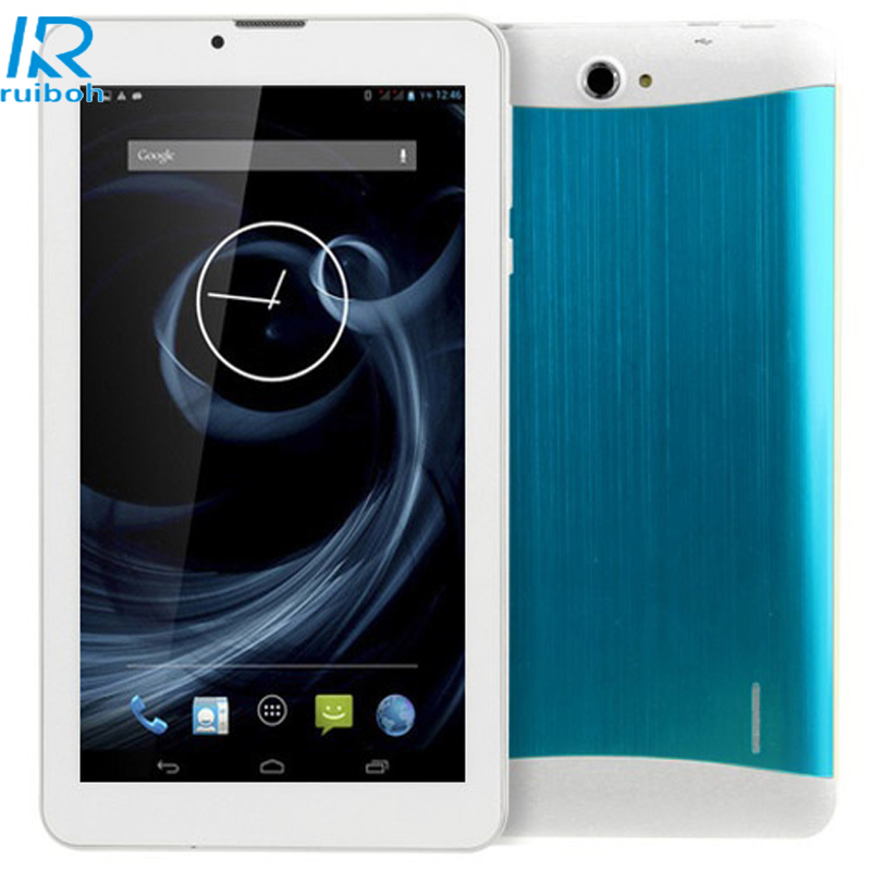 7 inch PC 3G Voice function Android 4 4 Tablet PC RAM 1G 16GB CPU MTK6572