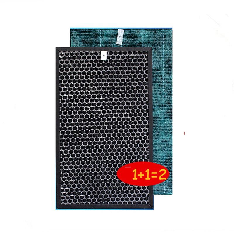 37 5 23 5cm for Sharp Air Purifier KC WB2 BD20 WE21 B40 A40E Heap Filter