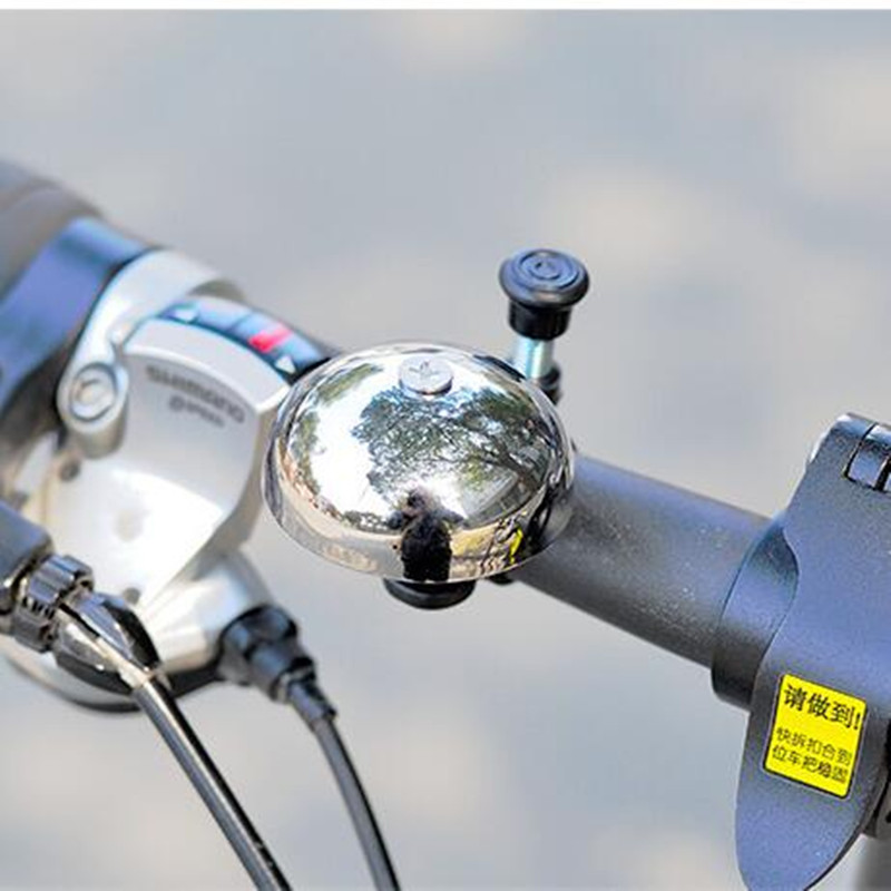 Q1031 Retro Bicycle Horn Cycling Bicycle Bell Mountain Road Bike Sound Handlebar Classical Ring Horn Clear Loud Sound