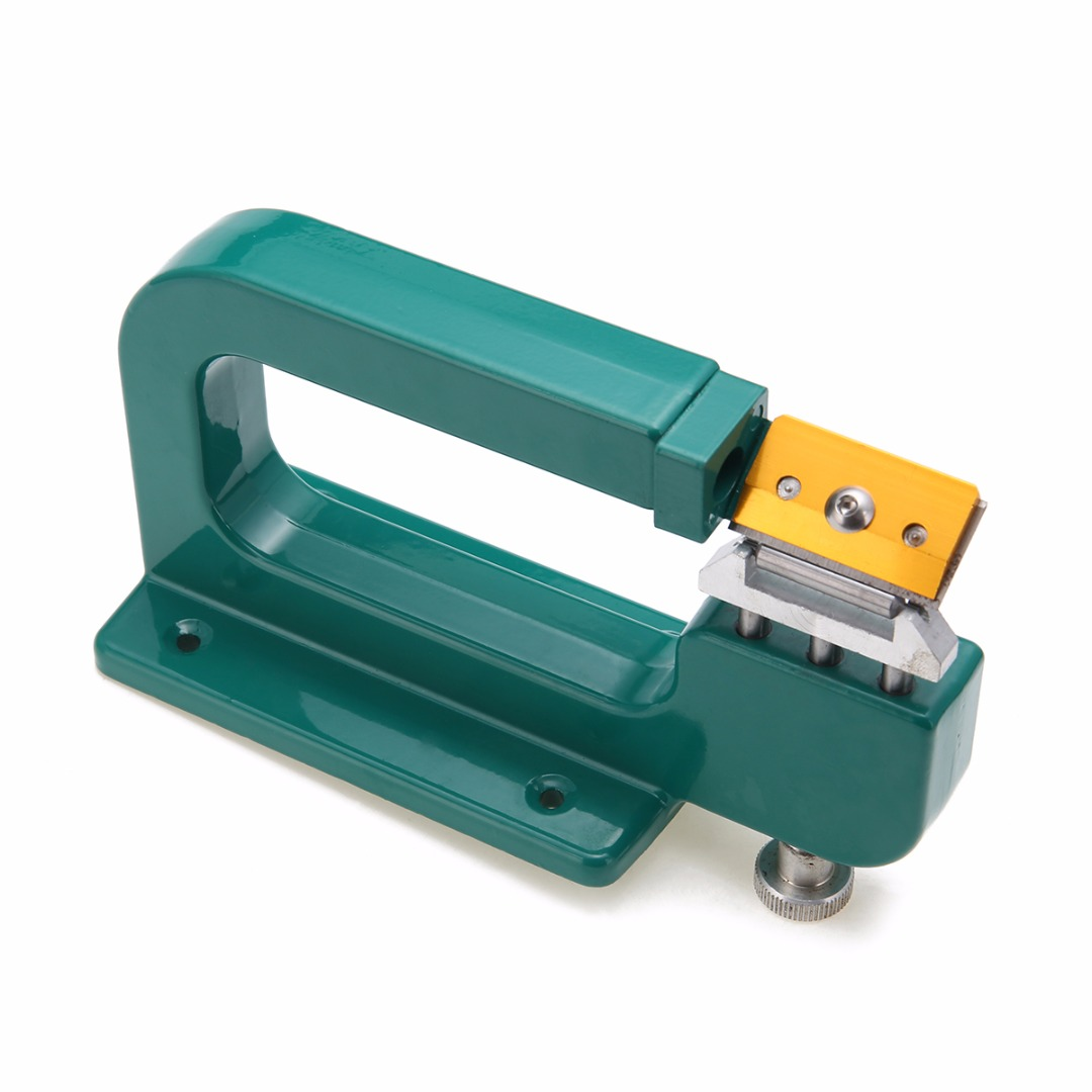 Top Quality Leather Splitter Machine Skiver Edge Cuting Home Tools Manual Paring Peeling Skiving Leather Machine Mayitr New zonesun 6 inch manual leather diy skiving machine paring machine leather skiver leather peeler splitter leather cutter