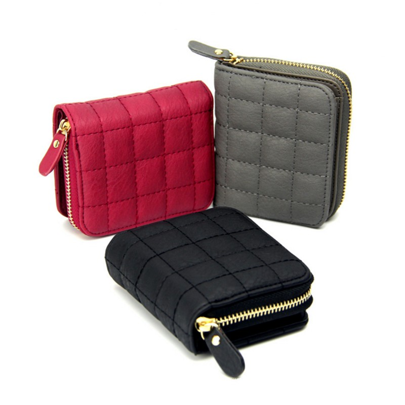 Multifunction Women's Wallets with Card Holder Zipper Coin Purse Red women bag handbag Black cheap clutch wallet Student purse xzxbbag fashion female zipper big capacity wallet multiple card holder coin purse lady money bag woman multifunction handbag