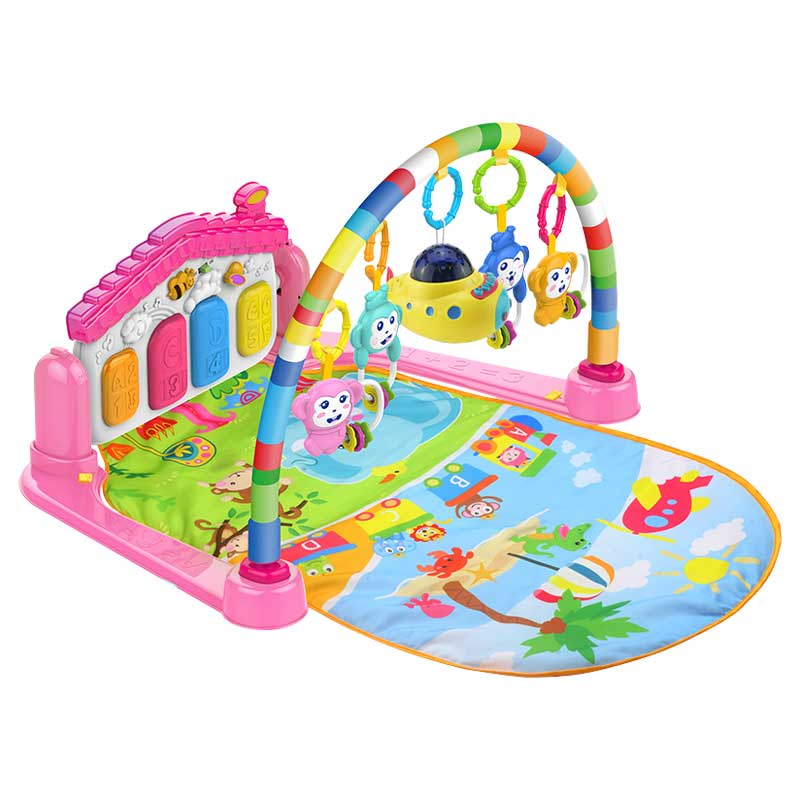 BEI-JESS-Baby-Carpet-3-in-1-Multifunctional-Piano-Develop-Crawling-Musical-Projection-Play-Mat-Child