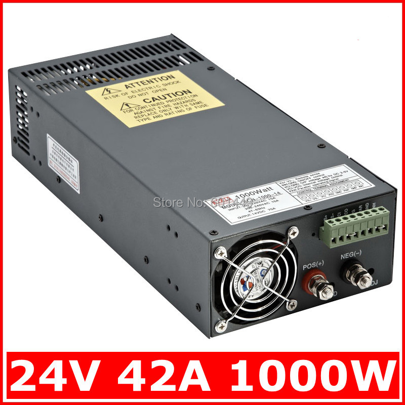 Electrical Equipment & Supplies> Power Supplies> Switching Power Supply> S single output series>SCN-1000W-24V 48v 20a switching power supply scn 1000w 110 220vac scn single output input for cnc cctv led light scn 1000w 48v