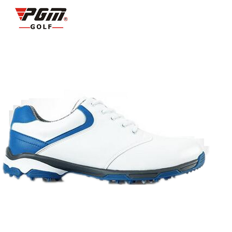 2016 Zapatos De Golf 2018 New Pgm Shoes Men's Lightweight Version Of The Patented Anti-skid Studs Round Waterproof Side Cleats cd smokie the other side of the road new extended version