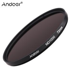 Image 1 - Andoer 72 Mm ND1000 10 Ngăn Ví Da Cá Cho Các Dòng Máy Ảnh Nikon Canon DSLR Camera