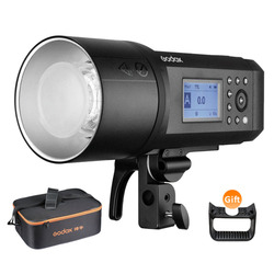 Godox AD600Pro 600Ws 2.4G TTL Built-in Wireless X System Witstro All-in-One Outdoor Flash