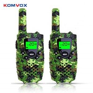 Image 1 - Portatile Mini Bambini Walkie Talkie PMR446MHZ 8/22CH Two way Radio Display LCD Fashlight con Charing USB jack per I Regali dei bambini