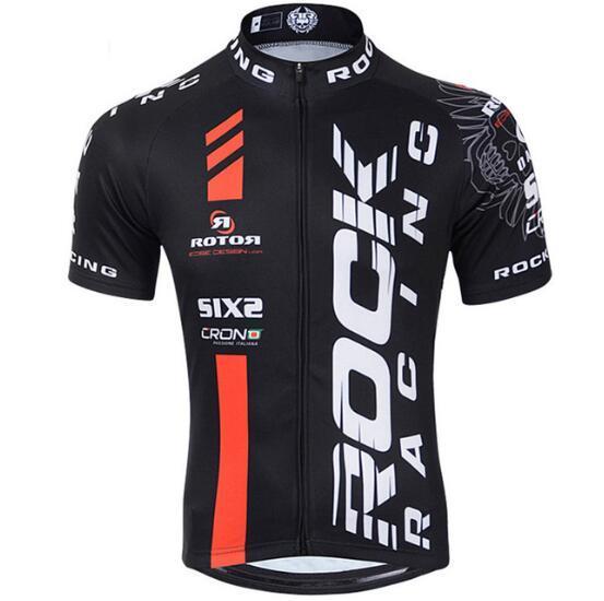 Rock Summer Cycling Jersey Mtb Bicycle Clothing Bike Wear Short Maillot Roupa Ropa De Ciclismo Hombre Verano Sportswear