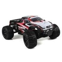 ZD Racing 10427 S 1:10 Big Foot RC Truck RTR 2.4GHz 4WD / Splashproof 45A ESC / 3.5kg High torque Servo For Boy Birthday Gifts