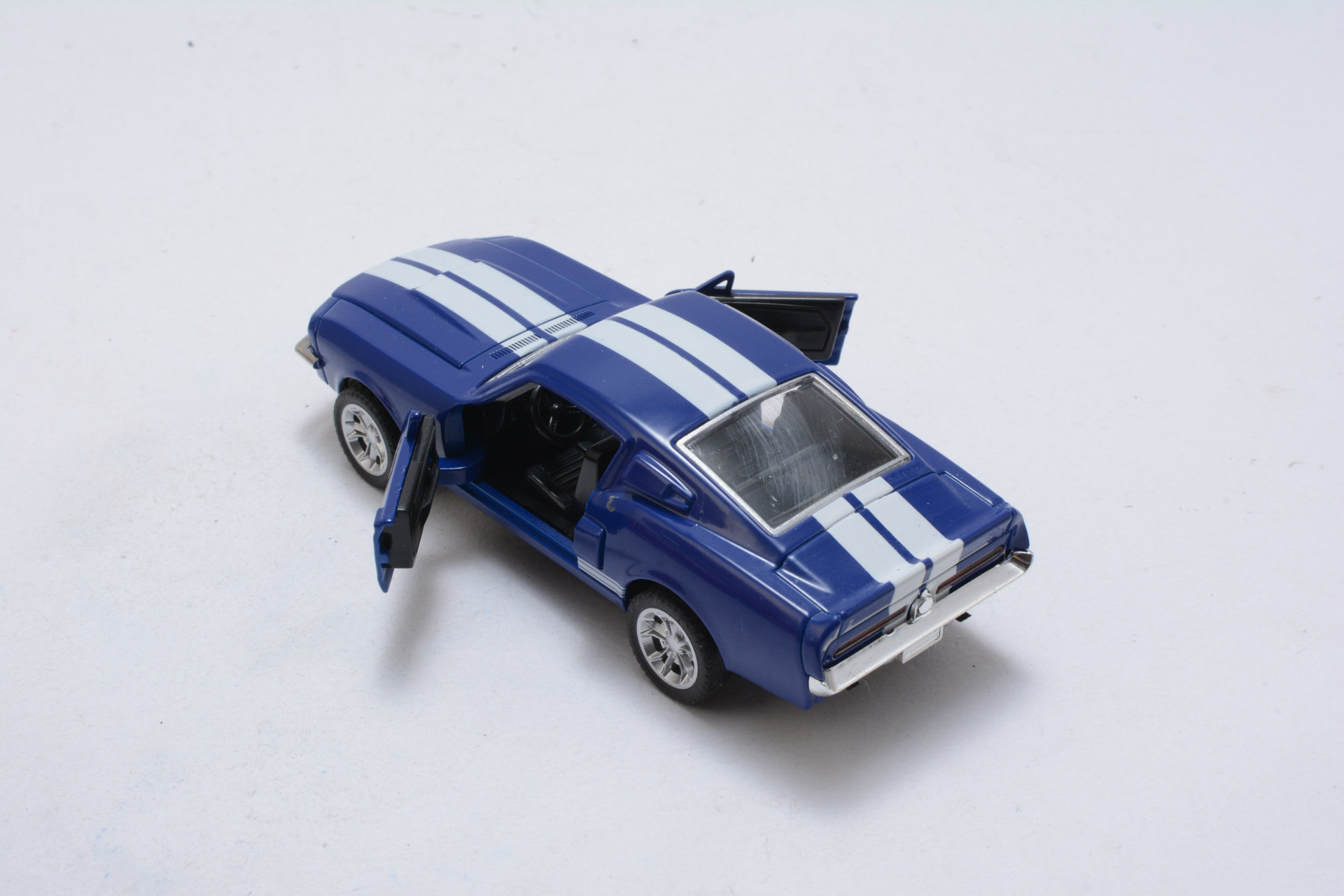 Ford Mustang GT 1967 GT500 Toy Car 13x5x35cm 16