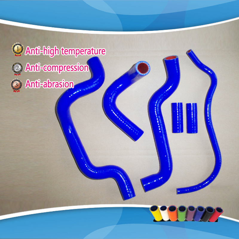 где купить  Motorcycle silicone radiator hose kit for Hyosung GT650 GT 650 07-08 Radiator Hose  по лучшей цене