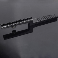 WIPSON Tactical AR15 M16 Z Type Carry Handle Scope Mount 20 Weaver Rail Mount With Side