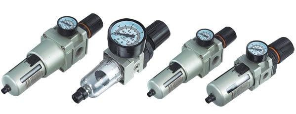 все цены на  SMC Type pneumatic Air Filter Regulator AW1000-M5  онлайн