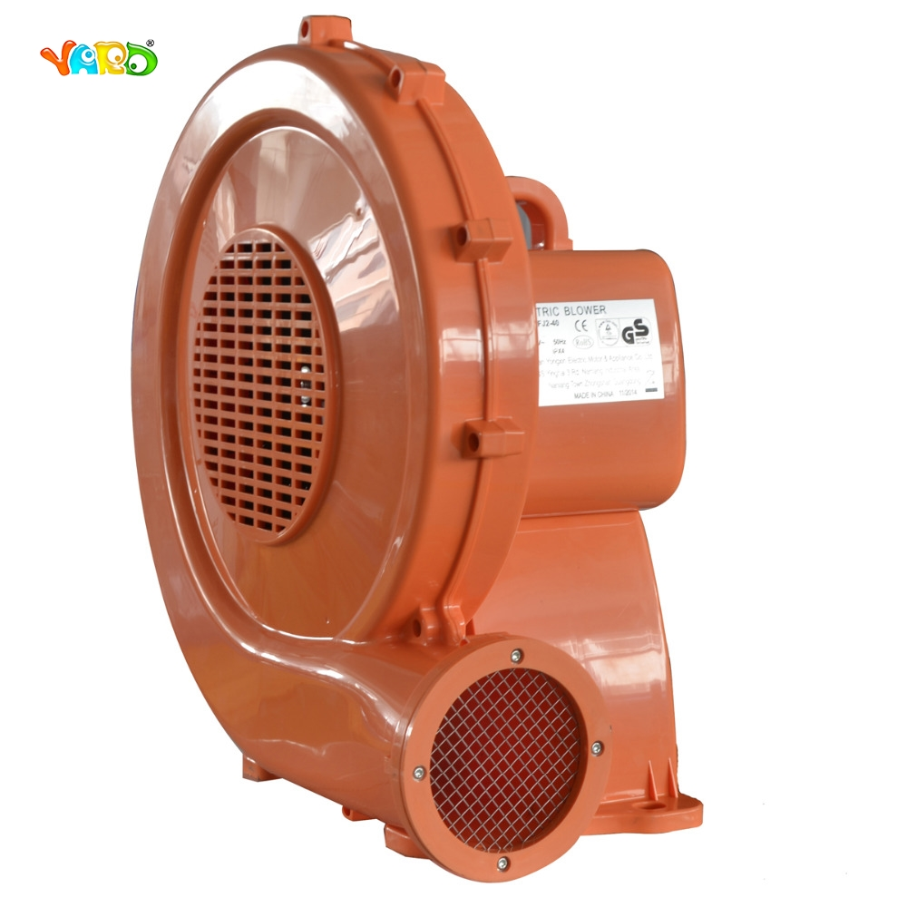YARD Inflatable Toys Blower 950W Strong Power for Bounce Castle Jumping House Air Fan 6 4 4m bounce house combo pool and slide used commercial bounce houses for sale