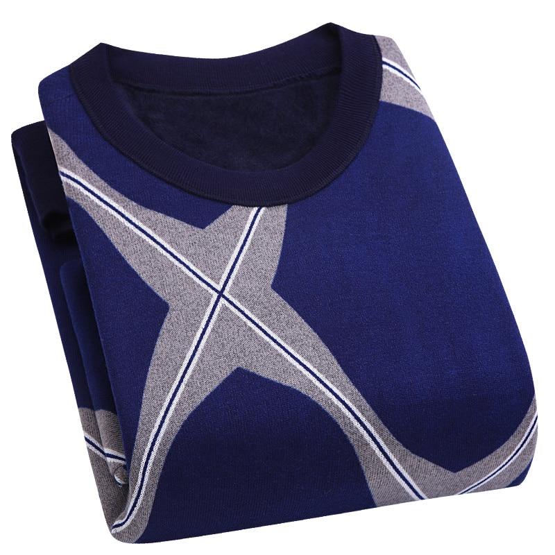 2017 New Cashmere font b Sweater b font font b Men b font Autumn Winter Thick