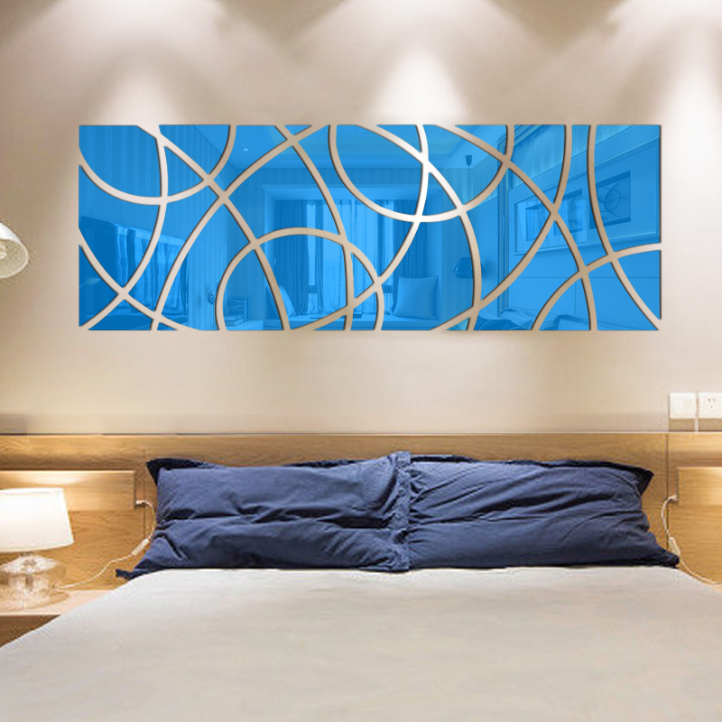 Buy large size decoration wall art for Diy 3d art