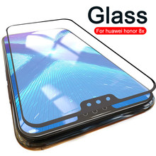 Tempered Glass For huawei honor 8x case Protective Glass huawey honer 8x 8 x honor8x Protection Glas Screen Protector Film Cover(China)