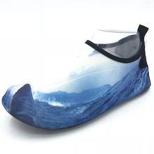 Спортивная водонепроницаемая обувь; обувь для йоги; быстросохнущая