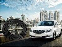 VEELVEE 10 M Auto-styling Porta Invisibile Protezione Decorativa Sticker Per Kia Rio K2 K3 K5 K4 KX3 Cerato anima Accessori Auto