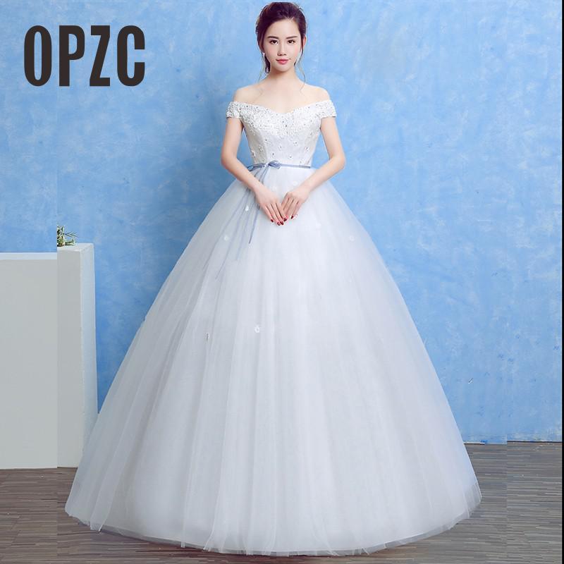 Aliexpress.com : Buy Simple Elegant Off Shoulder Wedding
