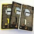 Nova marca mobile phone voltar shell habitação porta tampa da bateria casewith da bandeja do cartão sim para nokia lumia 1020
