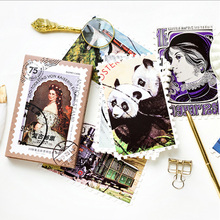 лучшая цена 30 pcs/lot Vintage stamps letters Greeting Card Postcard Birthday greeting card Letter Envelope Gift Card Set Message Card