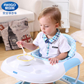 2016 andador multifuncional golpeó u breve mesa de comedor de luz diy placa de juguete de bebé