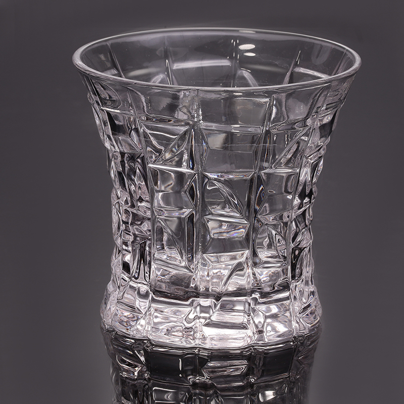 Bevel Whisky Glasses 7OZ Lead-Free Vaso Copos For Drink Beer Water Wine Brandy Wedding Party