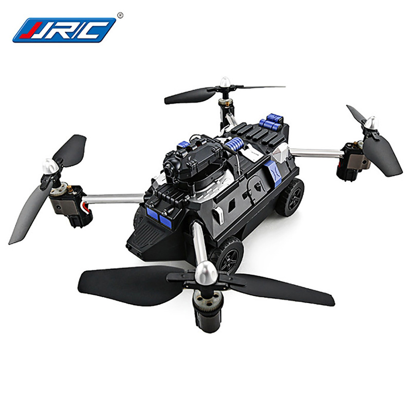 2017 New Arrival 2-In-1 RC Flying Tank Quadcopter RTF WiFi FPV 720P HD WiFi APP ControlDrones One Key Transformation Drone Dron new arrival free shipping new arrival mjx x705c x705 wifi rc helicopter quadcopter 2 4g 4ch rtf with without c4005 fpv camera