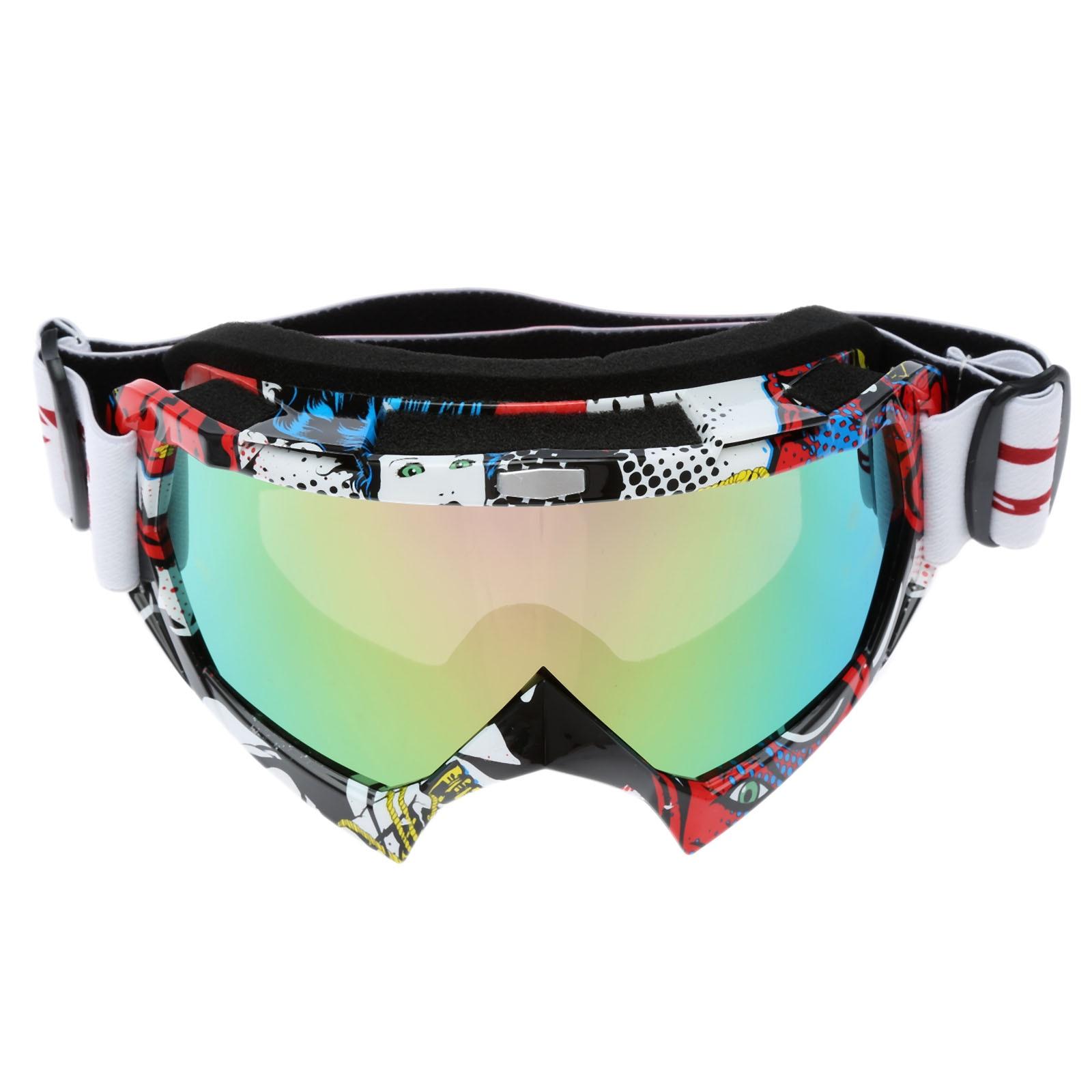 b8c15e350e Hombre mujer motocicleta Motocross gafas ciclismo gafas deporte cascos gafas  esquí Snowboard gafas para KTM FOX casco en Gafas de Coches y motos en ...