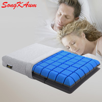 New Style Memory Foam Pillow Independent support system Care Orthopedic pillow Neck Health Care Anti snoring