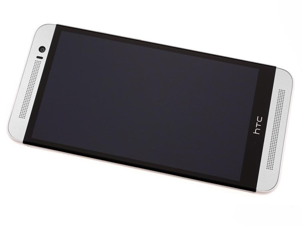 Оригинальный htc One E8 разблокированный телефон, четырехъядерный процессор, 2 ГБ + 16 ГБ, камера 13 МП, 5,0 дюймов, Android OS 4,4, смартфон, WiFi, бесплатная доставка - 3