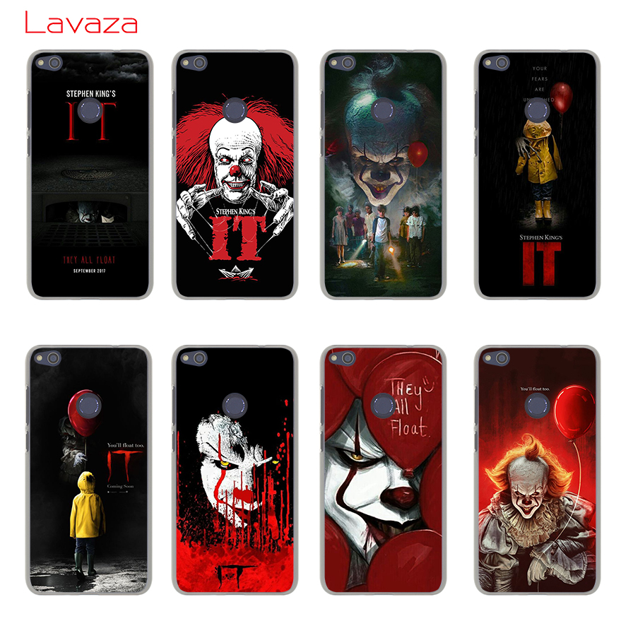 Lavaza Stephen King s It Hard Phone Case for Huawei Mate 10 Lite Pro G7 & Honor 9 8 Lite 7 7X 6 6A 6X 4X 4C Cover