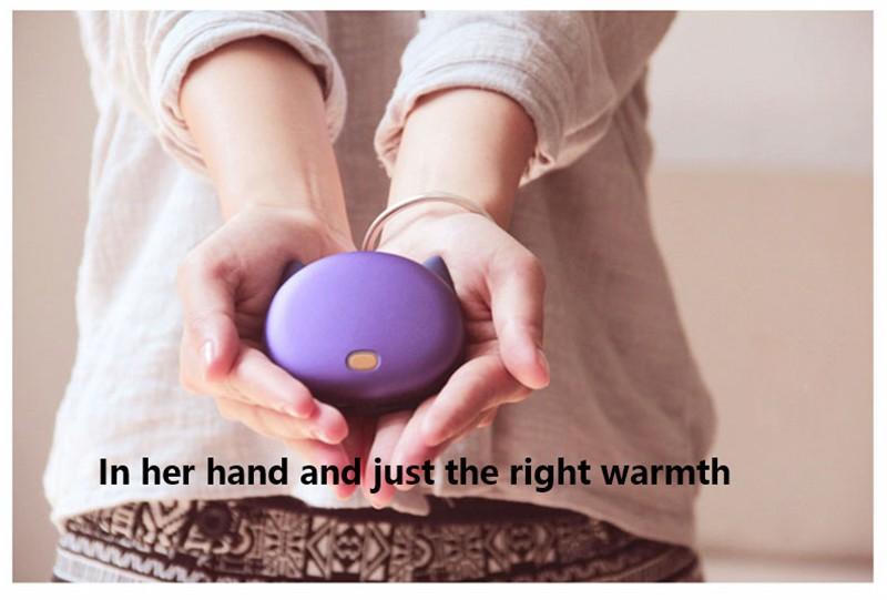 New High quality Hand Warmer Power Bank 4500mah (11)