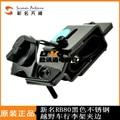car mobile radio walkie talkie antenna bracket RB80 4wd stainless steel luggage rack side