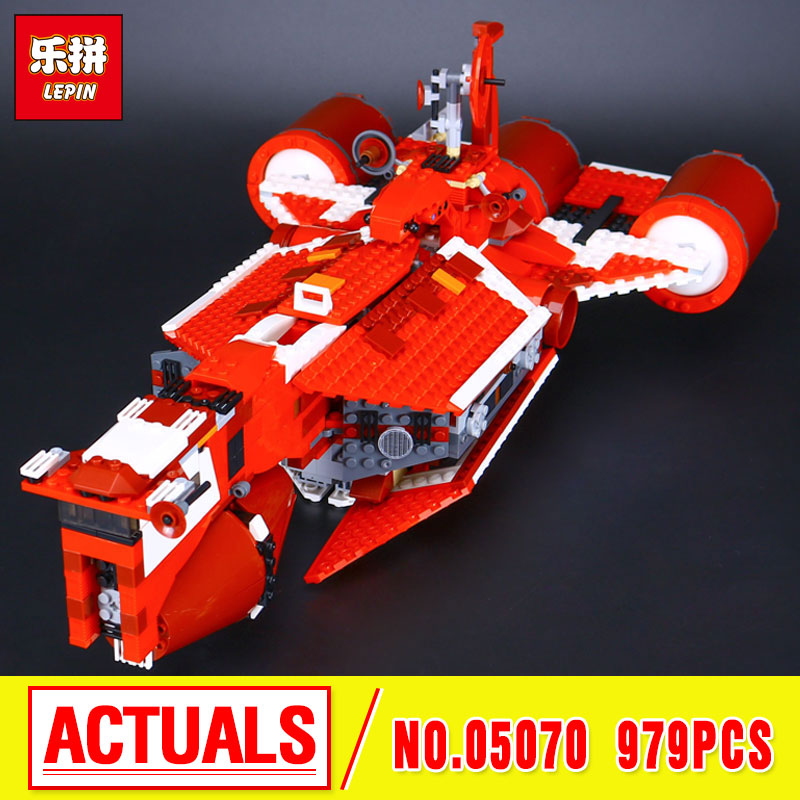 Lepin 05070 New Star Series The Republic Cruiser Set Children Educational Building Blocks Bricks Toys Model funny Gifts 7665 War lepin 05077 stars series war the ucs rupblic set star destroyer model cruiser st04 diy building kits blocks bricks children toys