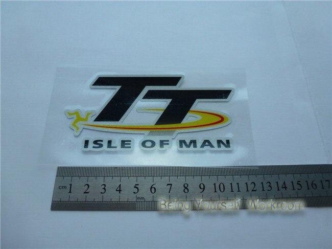Новинка! Остров мэн TT наклейки Manx T/T туристический трофей светоотражающие стикеры для мотоциклов Supersport велосипеды SBK наклейка