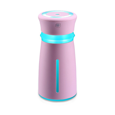 Car Humidifier USB Essential Oil Aroma Diffuser with Color Changing LED Lights for Office Home Ultrasonic Air Humidifier цена