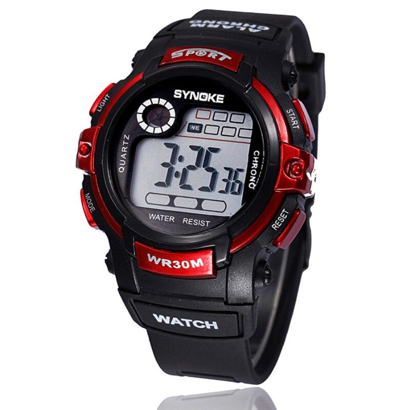 Watches Fashion Couple Watches Led Electronic Sports Fitness Sensor Watches Fashion Men And Women Watches Reloj Hombre Bayan Kol Saati