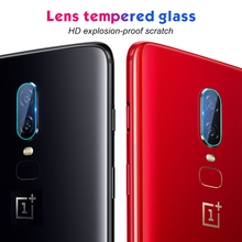 100pcs Back Camera Lens Film Tempered Glass For Oneplus 7 6T 5T 3T Pro One plus 7 pro Ultra Thin Screen Protector Protection