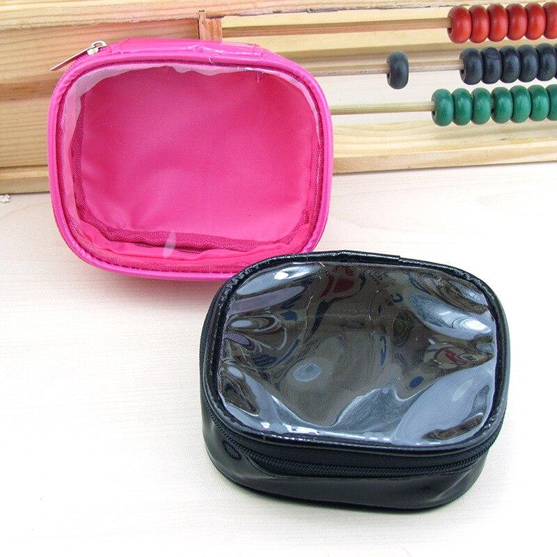 10 Stücke Neue Hohe Qualität Mode Schöne Diy Kontaktlinsen Fall Lagerung Tasche Transparente Kosmetische Taschen Kann Verwendet Werden Für Reise