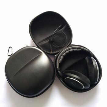 2019 Newest Headphone Hard Bag Case for Sennheiser HD598 HD569 HD559 HD599 HD518 HD558 Headphones Earphone Accessoriess