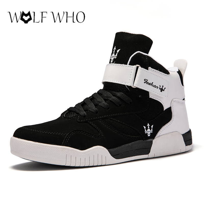 Shoes Men Sneakers Justin Bieber Shoes Famous Super Stars Hip Hop Shoes Men Street Dance Casual Shoes Party Club Boots Zapatilla