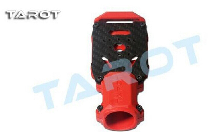 все цены на F10268 Tarot TL96027-02 25MM Diameter Plastic Motor Mounts Color Red For Helicopter онлайн