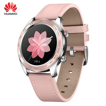Original Huawei Honor Watch Dream Ceramic Ver Outdoor Smart Watch Women Sleek Slim Long Battery GPS 1.2-inch Amoled Smartwatch(China)