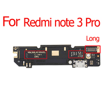 1pcs New Replacement For Xiaomi Redmi Note 3 /Redmi Note 3 Pro Micro Dock Connector Board USB Charging Port Flex Cable