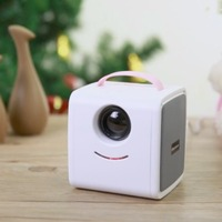 Q2 MINI Portable Projector 700 Lumens Children Education Children's gift Parent child Proyector LED TV Home Theater Beamer